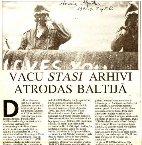 """Attēlu rezultāti vaicājumam """"stasi dokumenti latvijā bonis.lv"""""""