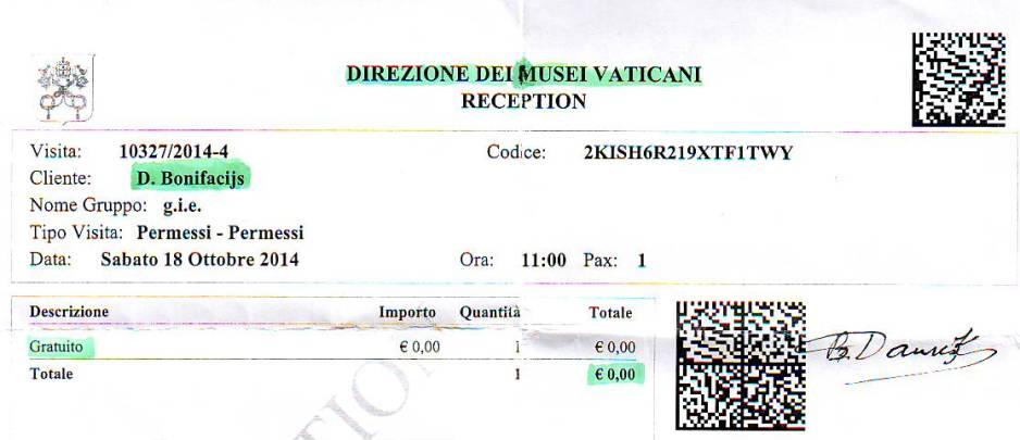 """Attēlu rezultāti vaicājumam """"caurlaide vatikānā bonis.lv"""""""